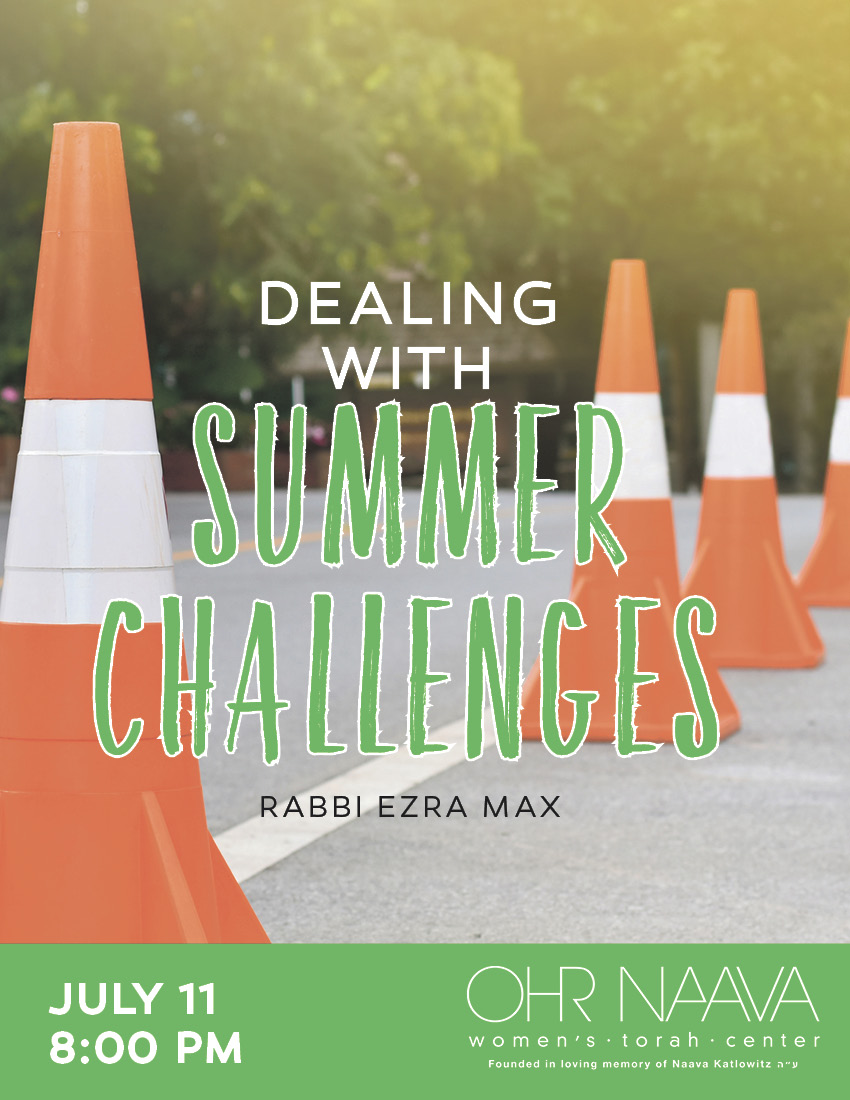 Dealing With Summer Challenges